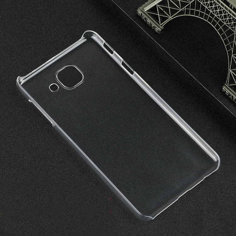 huge discount 63e27 2a628 10PCS/LOT.Ultra Clear Crystal Transparent Hard Back Case Cover Shell for  Samsung Galaxy J7 MAX-in Half-wrapped Case from Cellphones & ...