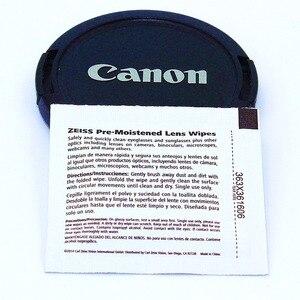 Image 5 - Zeiss مناديل تنظيف عدسة مبللة مسبقا لعدسات النظارات الشمسية عدسات الكاميرا مناديل تنظيف الملابس حزمة من 20ct