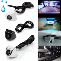 Hot Sale 170 Degree Mini Wide Viewing Angle Night Waterproof Reverse Backup Parking CCD Car Front