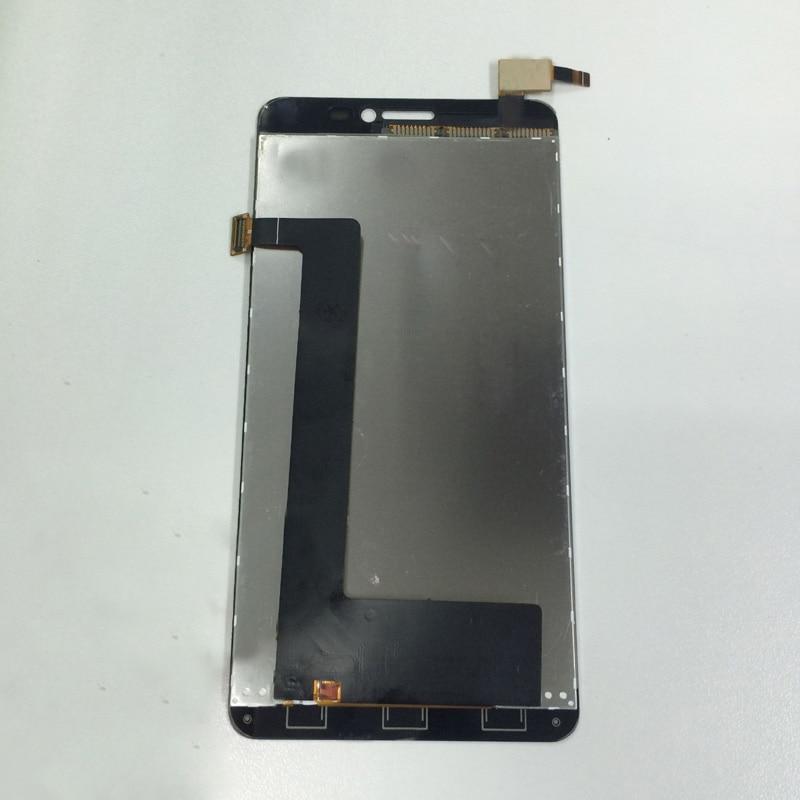 imágenes para Blanco Completo Sensor Panel de Pantalla Táctil Digitalizador Asamblea Glass + Módulo de Panel de la Pantalla LCD Monitor de Pantalla para Lenovo S850 S850T