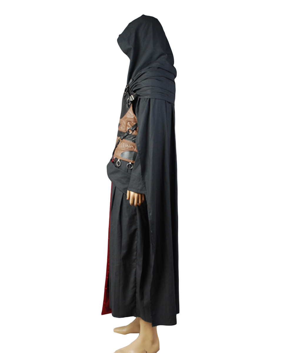 Star Sith Dark Lord Darth Revan Outfit Uniform Cosplay Costume Cape Robe Full Sets|costume cape|cosplay costumeuniform cosplay - AliExpress