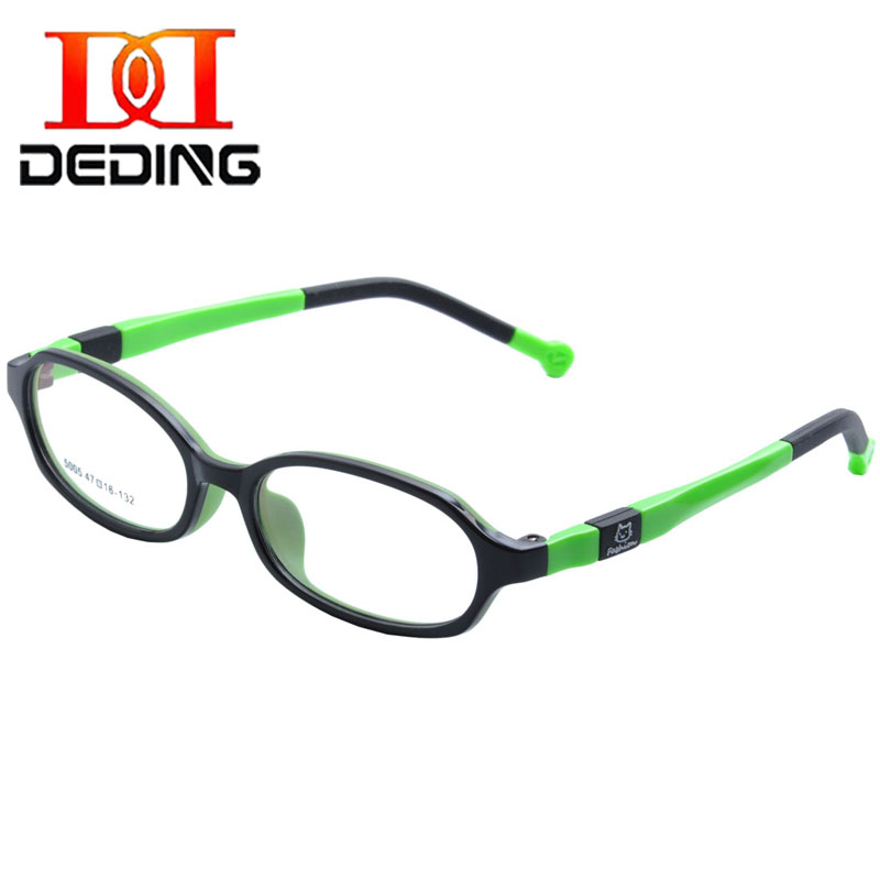 ₪DEDING Child 1~12yr Old Boys Girls Eyeglasses Multicolored Kids ...