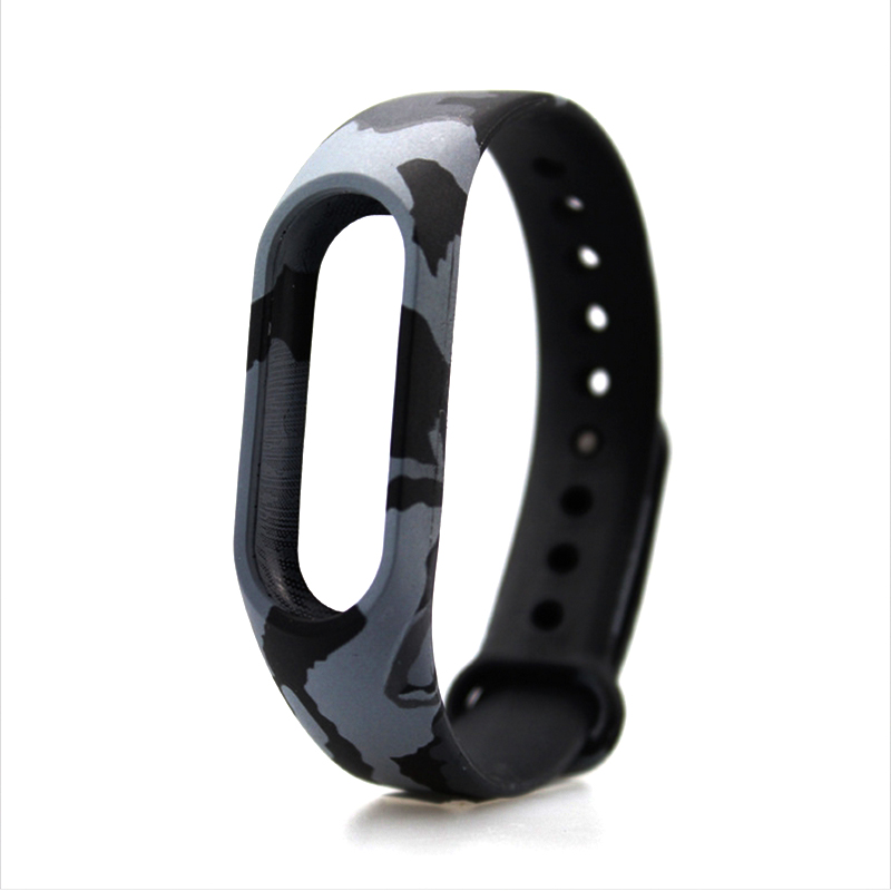 HANGRUI Colorful Xiaomi Mi Band 2 Wristband Miband 2 Strap Bracelet Strap Replacement Smart Band Accessories For Mi Band 2 Band 8