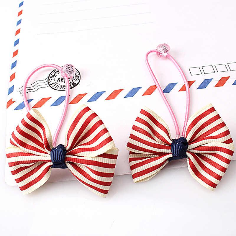 M MISM ทารกลาย Hairbands ชุดเด็กผู้หญิง Hairpins ผม Hoop เหงือกสำหรับเด็ก Bow Headband ผมอุปกรณ์เสริมคลิป
