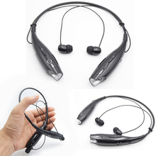 Hot HBS-730 Wireless Bluetooth Headset Sports Bluetooth Earphones Headphone with Mic Bass Earphone for Samsung iphone HBS730