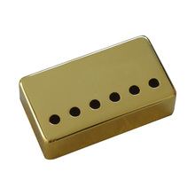 Wholesale 5X 2pcs Guitar Humbucker Pickup Cover 52mm Gold