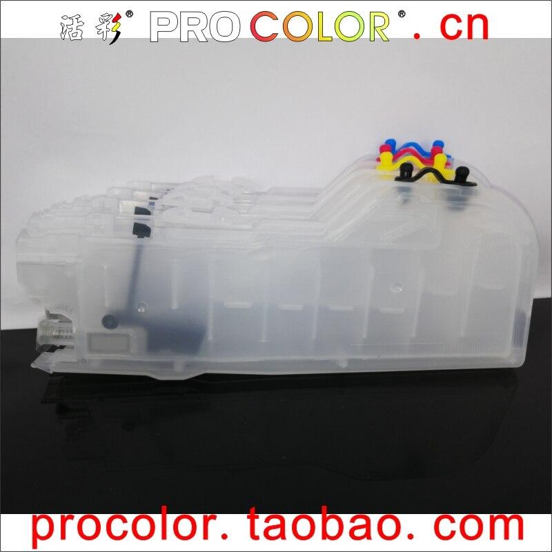 Cartuccia di inchiostro ricarica vuota LC3619 XXL LC3617 LC3619 per BROTHER MFCJ2330DW MFCJ2730DW MFCJ3530DW MFCJ3930DW MFC Stampante J3930DW
