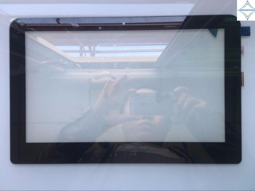 11.6'' NEW for HP Pavilion X360 11k 11-k 11-K120nr k106 k164nr Touch Screen Digitizer glass panel black cable for hp pavilion touchsmart 11 series 11 e010au 11 e030ea 11 e030sa 11 e110nr 11 e019au touch screen digitizer sensor glass bezel