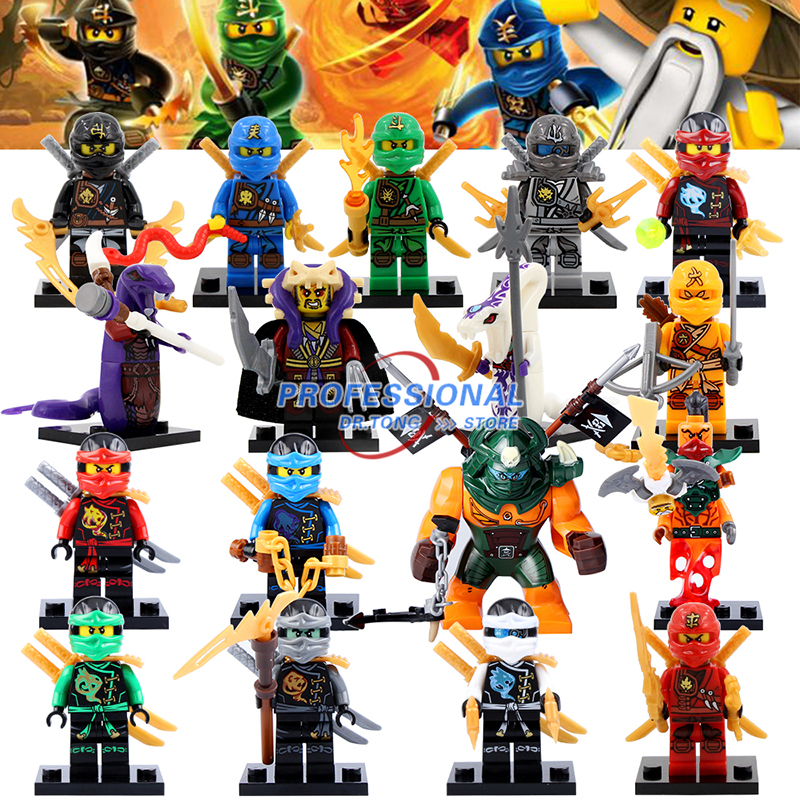 2017 NEW Single NINJA Movie Nadakhan Dogshank Kai Jay Cole Zane Nya Lloyd Building Brick Toys X0112 X0118 2017 new single ninja movie nadakhan dogshank kai jay cole zane nya lloyd building brick toys x0112 x0118
