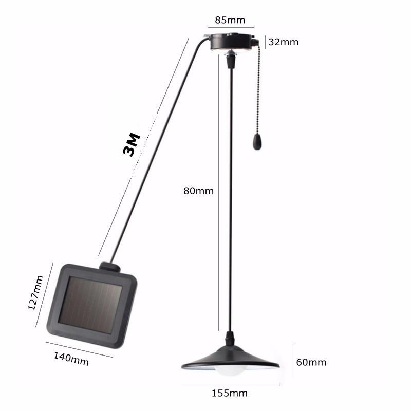 Cheap solar light lamp