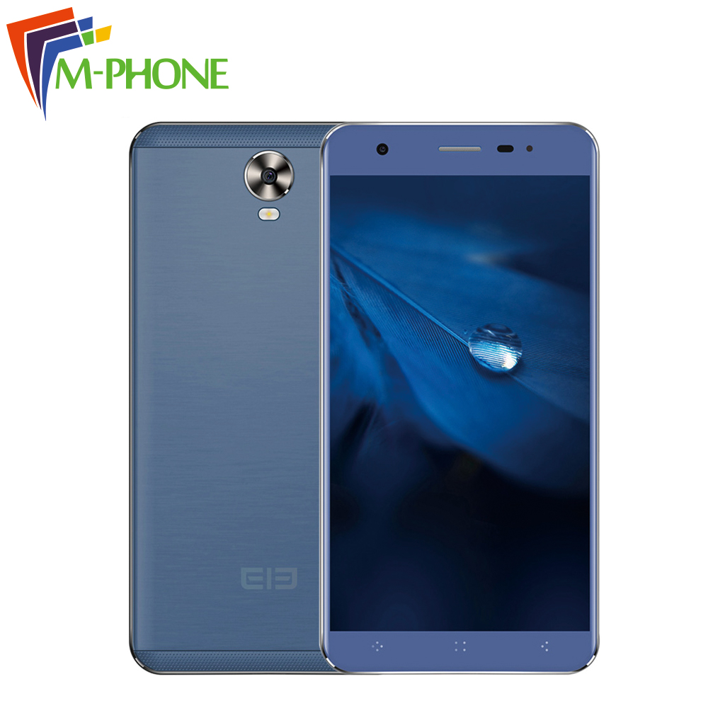 Original Elephone A1 Mobile Phone 5 0 inch Android 6 0 Cellphone MTK6580 Quad core 1GB
