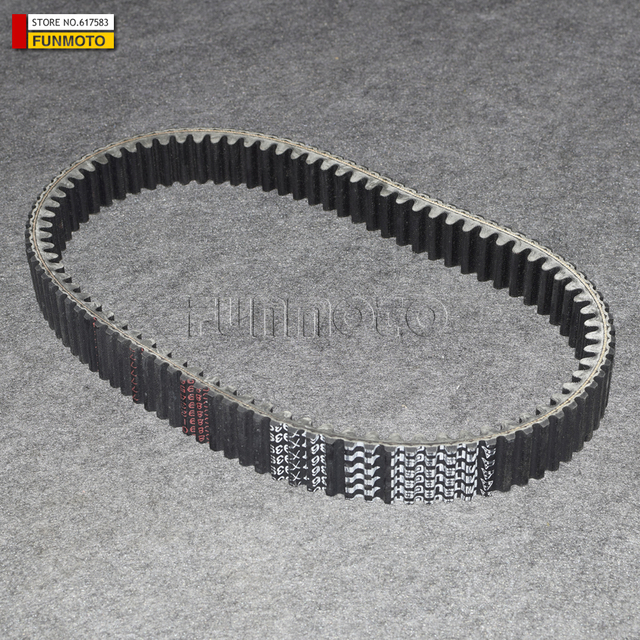 teeth drive belt  suit for cfmoto atv CF500 600 ATV X5 X6 Z6,part No. 0180-055000-0002