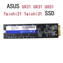 새로운 128GB 256GB 솔리드 스테이트 드라이브 ASUS TAHCHI21 TAICHI 21 31 UX21 UX31 UX51 SSD 노트북 Hdd XM11 SD5SE2 SDSA5JK 교체