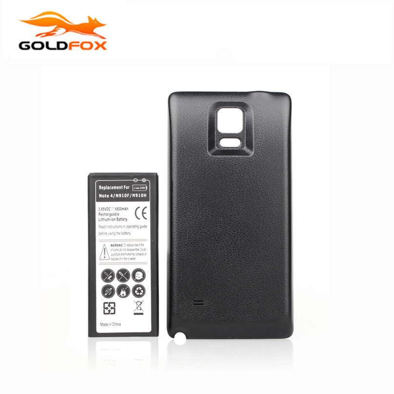 6800mah Battery for Samsung Note IV Note4 N9100 N910F N910H N910 Extended  Battery+ Back Cover Case for Samsung Note Note4-in Mobile Phone Batteries from Cellphones & Telecommunications on Aliexpress.com | Alibaba Group