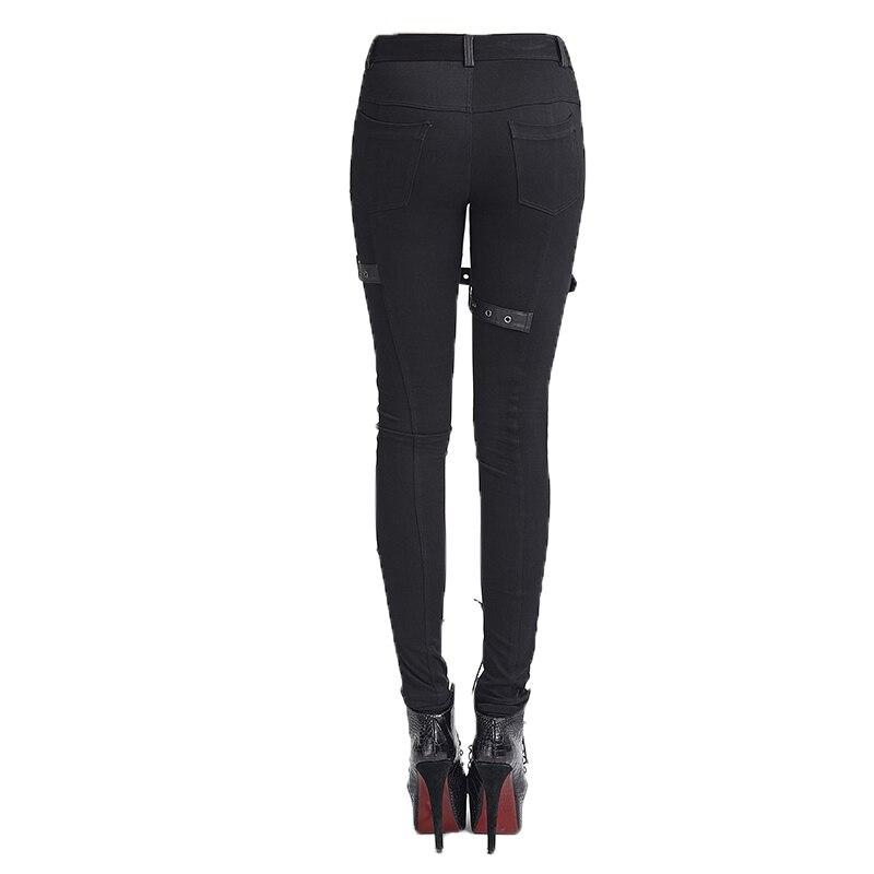 227 Serrés Punk Nouveau Mode Haute Taille K Mince Sexy Black Pantalon Crayon Arrvials Femmes De Steampunk Pour xqvU7wxZR