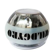 Gyroscope Power Ball Light Wrist Ball Muscle Training Pressure Gyro Arm Exerciser Strengthener LED with Speed