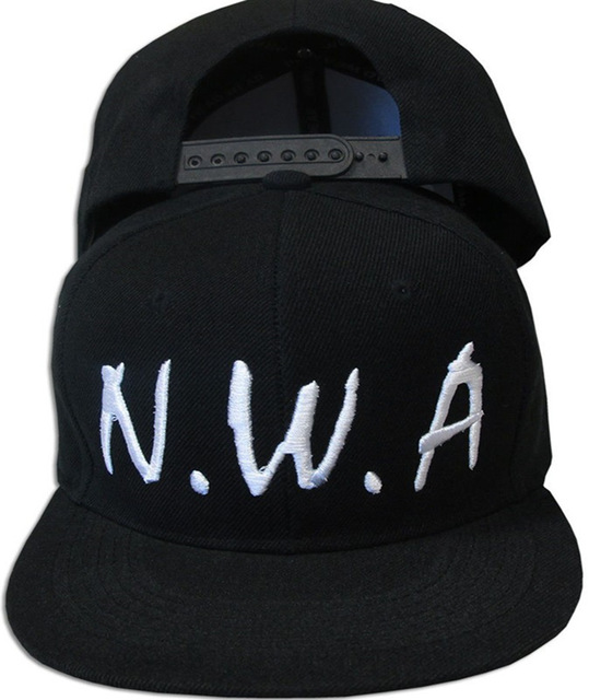 2016 Newest N.W.A Snapback Caps Letter Men Women Baseball Cap NWA Cap Hat Compton Niggaz Hip Hop Hats Newest Fashion S