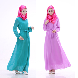 2017 new model abaya long sleeve muslim dress chiffon abaya women dubai arabic kaftan robe dresses.jpg 250x250