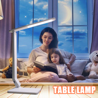 Adjustable Book Lamp USB Desk Lamp 59LED Touch Torch Flashlight Home Decor Night Lamp Beside Bed Eye Care read Sensitive Light