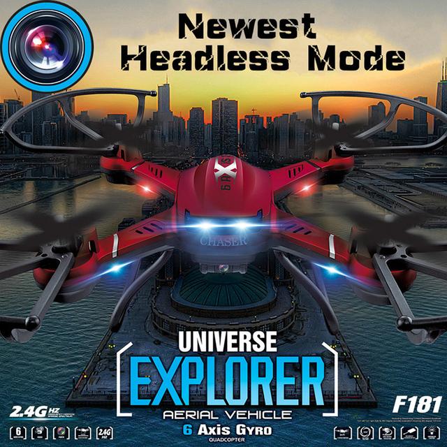 Câmera fpv zangão quadcopter controle por helicóptero com câmera wi-fi iphone andriod melhor qualidade vs x5c x8g x8w x5sw f181
