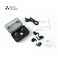 D900S Updated Version Syllable D900MINI Fone De Ouvido Bluetooth 4 1 Earphone Stereo Headset Handsfree Wireless