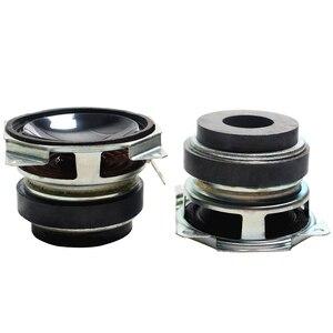 Image 3 - 2 pièces 2 POUCES 52 MM Mini Audio Haut parleurs Portables 8 Ohms 15 W Gamme Complète Haut Parleur Multimédia Subwoofer bricolage Pour Système de Son Home Cinéma