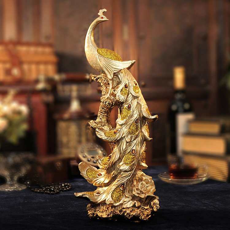Compare Prices On Peacock Figurines Online Shopping Buy Low Price Peacock Figurines At Factory