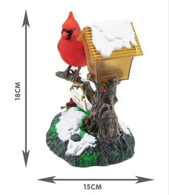 Творческие детская электрическая игрушка может танцевать имитацией акустической будет вызывать перемещение индукции птица игрушки небольшой ночник