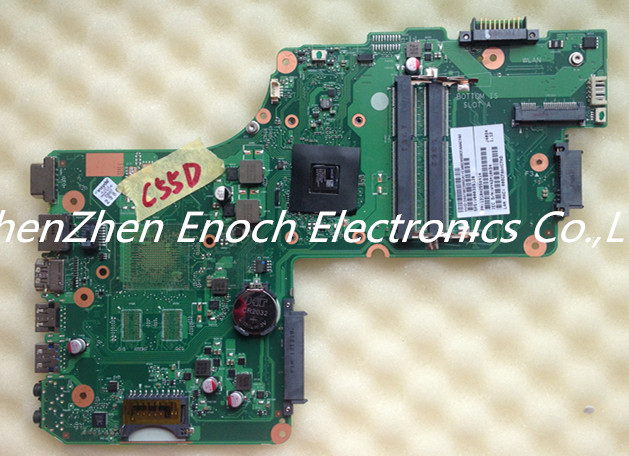 V000325120 for Toshiba Satellite C55D Motherboard Integrated 1310A2556914 6050A2556901-MB-A03 stock No.364