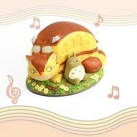 Hayao miyazaki ghibli My neighbor totoro wind demon cat bus clockwork music box