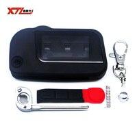 XTL Case For Starline A93 Uncut Blade Fob Case Cover A93 Folding Car Flip Remote Free