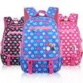 New 2017 Printed Children School Bag Kids Backpack Fashion School bag Casual Travel Bags Waterproof Backpacks For Teenager Girls