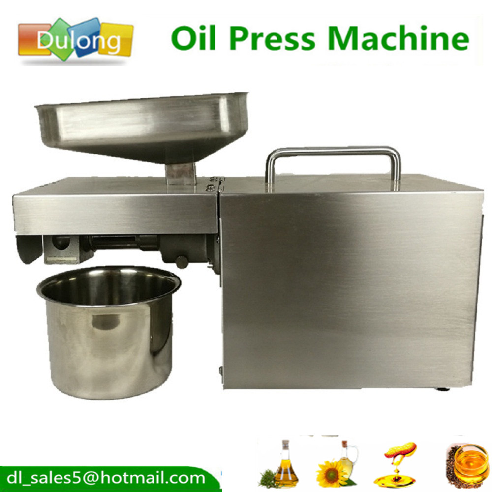 High oil extraction hot and cold press oil making machine peanut almond nut seed soybean oil press machine high quality best price cold press oil seed extracting machine