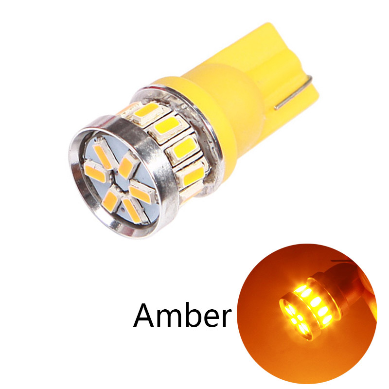 T10 18SMD Amber