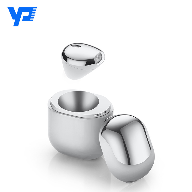 Portable Mini Wireless Earphones Stereo 2018 New Sport In-ear Bluetooth Earphone For Smartphone TV Wireless Single Earpiece