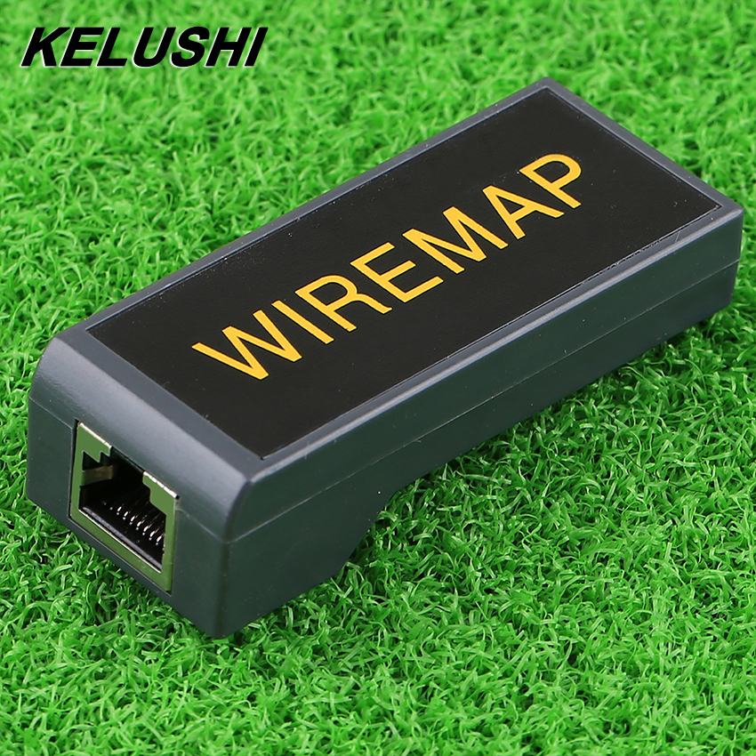 Only for SC-8108 fiber tester CAT5 RJ45 LAN Phone Cable Tester Meter WIRE MAP small remote control