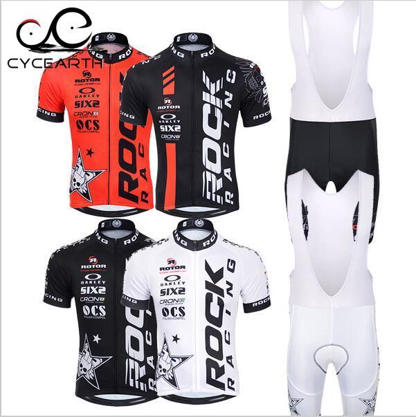 Prix pour 2015 ROCHE COURSE à Vélo Jersey d'été à manches courtes kit maillot ciclismo vélo vélo vêtements vêtements sportwear #857