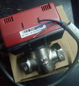 Vanne électrique CKF7320T-16C ventilo-convecteur climatisation centrale vanne bidirectionnelle KF7320 trois lignes un contrôle