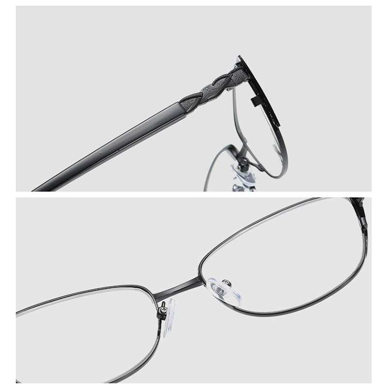 072 Full Rim Optical Eyeglasses Quality Metal Alloy Women Prescription Reading Glasses 1 0 1 5 2 0 2 5 3 0 3 5 4 0 in Women 39 s Reading Glasses from Apparel Accessories