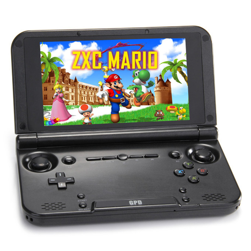 GPD XD 5''Android4.4 Gamepad Tablet PC 2GB/32GB RK3288 Quad Core 1.8GHz Handled Game Console H-IPS 1280*768 Game Player  original gpd xd android4 4 gamepad tablet pc 5 2gb 32gb rk3288 quad core 1 8ghz handled game console h ips 1280 768 game player