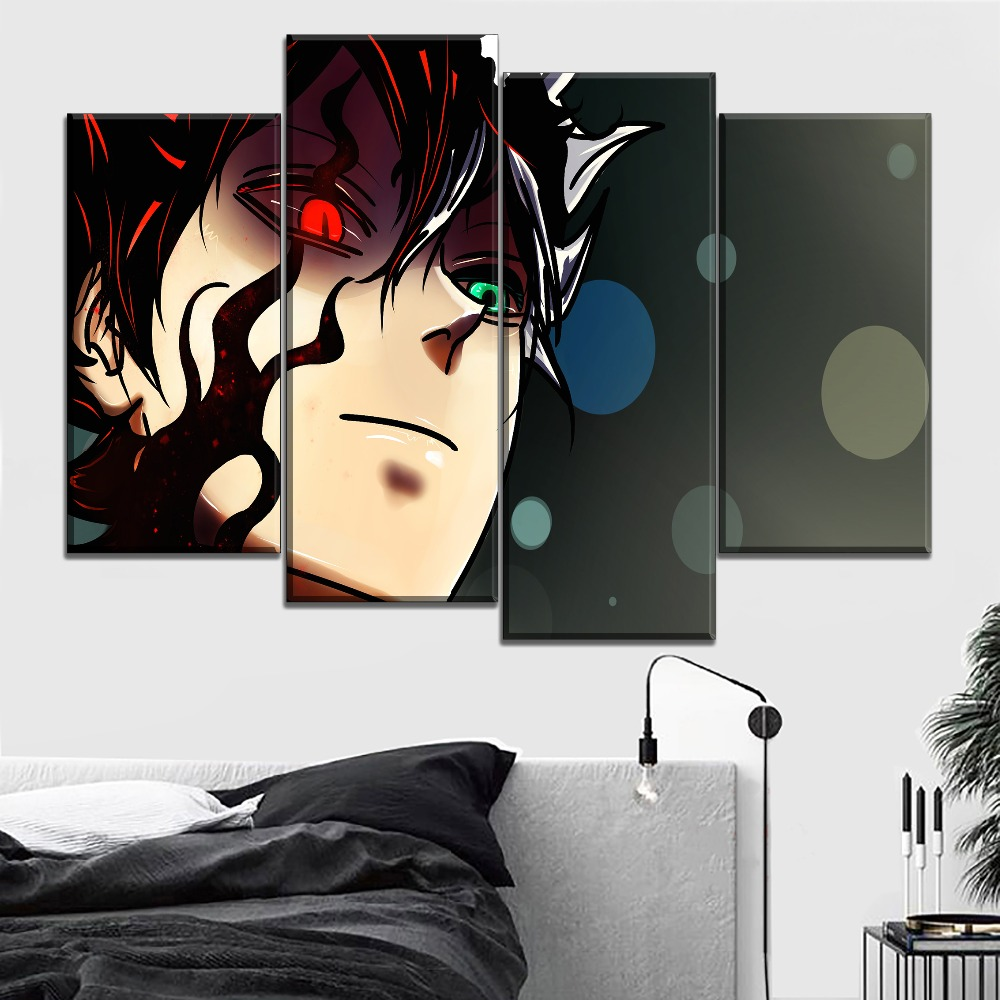 Top Rated Canvas Print Large Asta Poster Modern Wall Art ...