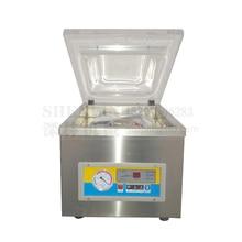 Пищевая вакуумная упаковочная машина, вакуумная упаковочная машина, DZ-260 вакуумная sealig Машина Алюминиевая сумка Вакуумная камера Одиночная 110В или 220В DZ260
