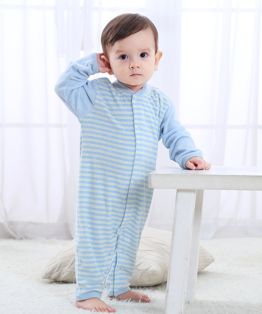 LeJin Baby Clothing Rompers Baby Romper Baby აცვიათ - ტანსაცმელი ჩვილებისთვის - ფოტო 3