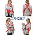 Confort portabebés y eslingas infantiles buen bebé niño recién nacido cuna pouch anillo portador de la honda sinuoso tramo 0-2 años de bebé