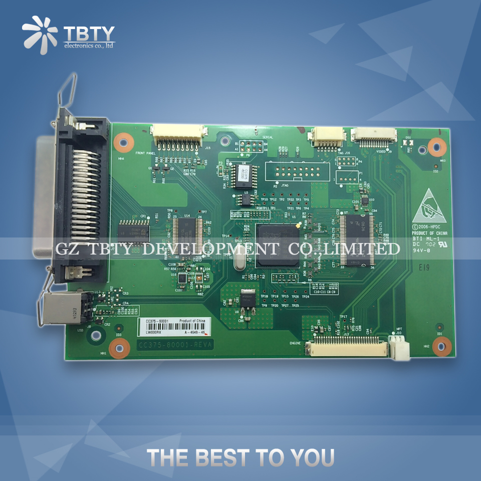 100% Guarantee Test Main Formatter Board For HP P2014 P 2014 HP2014 HPP2014 CC375-60001 Mainboard On Sale 100% tested for washing machines board xqsb50 0528 xqsb52 528 xqsb55 0528 0034000808d motherboard on sale