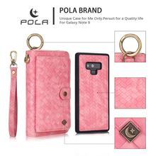 Luxury zipper Phone Leather