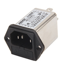 CW2A-10A-T EMI сетевой фильтр AN-10A2FIL 10 А однофазный разъем со страховой коробкой AC 115 В/250 в фильтр очиститель