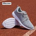 2017 Nuevo Deporte Ligero Zapatos Casuales Mujeres del Acoplamiento del Aire Zapatos Para Caminar Planas Transpirable antideslizante zapatillas deportivas Mujer