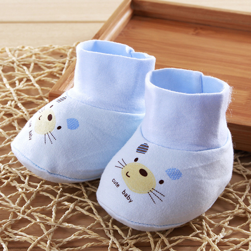 2018 New Baby Socks Infant Newborn Cotton Boys Girls Fashion Kids Socks Cute Cartoon Toddler Anti-slip Socksbrob