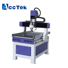 6090 CNC Router 4 axis for wood cnc milling and cutting machine with TBI ball screw transmission 3 axis cnc router 6090 1 5kw water cooled spindle china cnc milling machine with linear guide rail